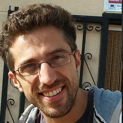 Matteo Scardovelli guide accompagnateur pour voyages touristiques Italie